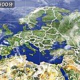 イギリスで記録的な晴天 ドイツでは干ばつの夏か