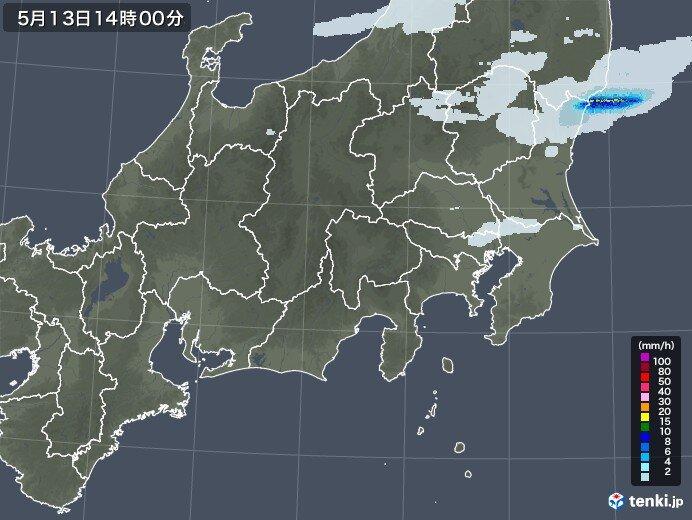 市 広島 雨雲 レーダー