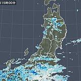岩手県に土砂災害警戒情報 警戒レベル4