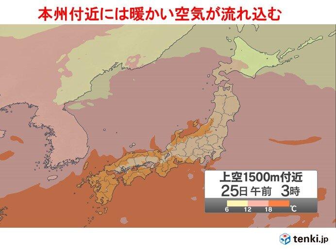 九州から東北 高温傾向続く 夜間の熱中症にも注意
