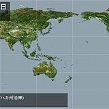 中米で地震 日本で若干の海面変動