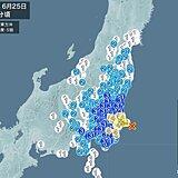 千葉県で震度5弱の地震 津波の心配なし