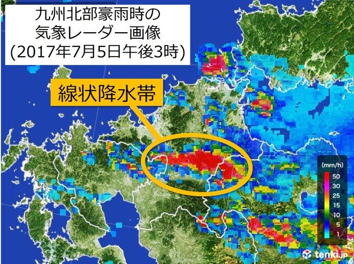 九州北部豪雨から3年 線状降水帯に備えを