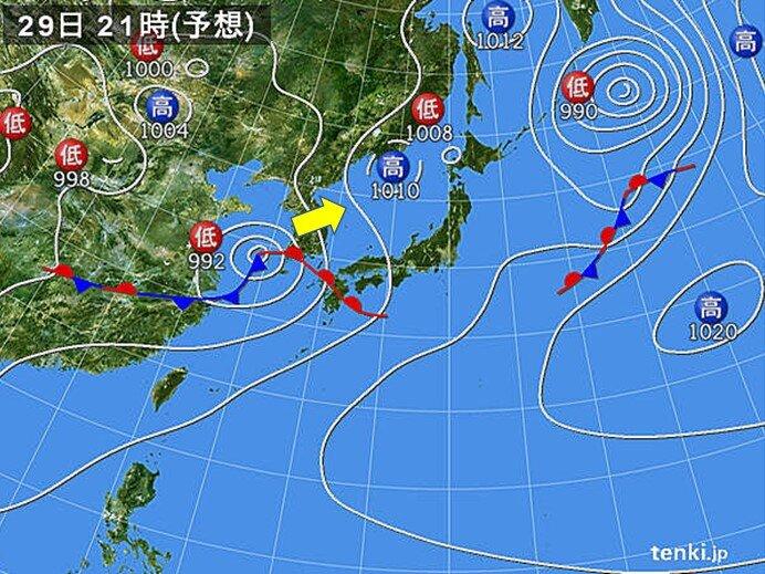 九州は再び大雨に警戒