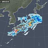 4日 九州から東北の広い範囲で大雨警戒