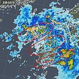 鹿児島県に線状降水帯 命を守る行動を!