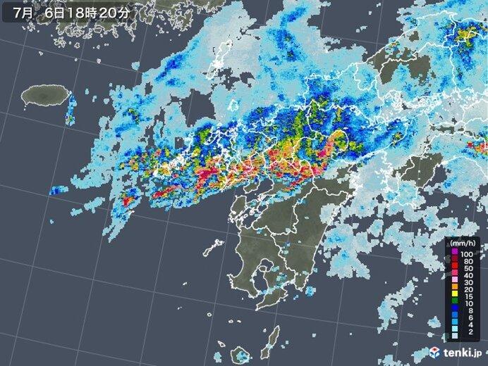 九州 「これまでに経験のない大雨」最大級の警戒を