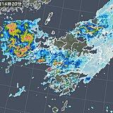 熊本県に再び活発な雨雲 球磨川付近にも 再氾濫にも注意