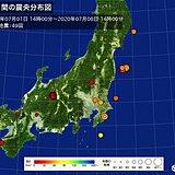 岐阜・長野 大雨で地盤も緩む 相次ぐ地震にも警戒を