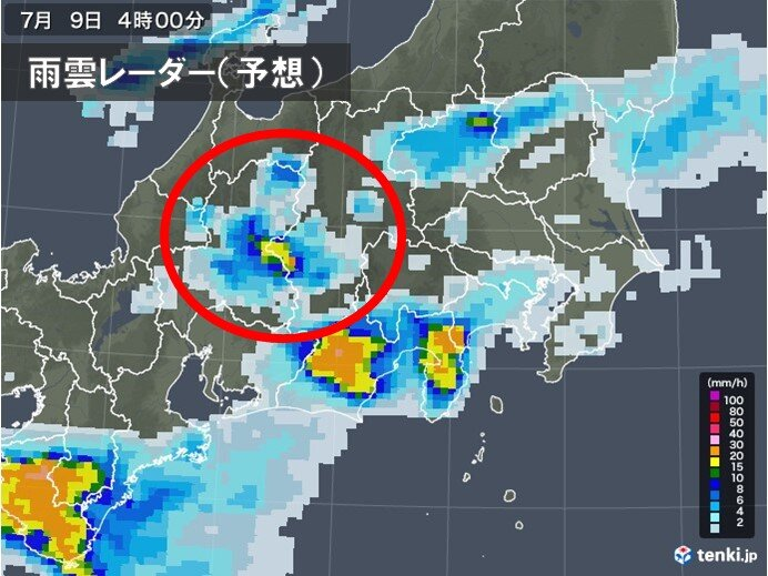 岐阜・長野 今夜から再び雨雲かかる 更なる災害に警戒を