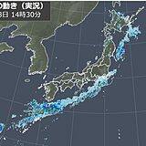 九州~東北の大雨 岐阜県では降り始めから700ミリ超に