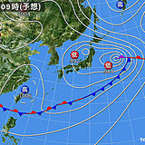 北海道 12日は大雨のおそれ