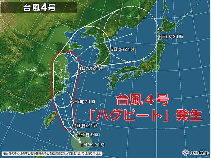 沖縄 台風 2020