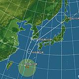 北海道 台風から変わる低気圧の影響で 再び大雨の恐れ