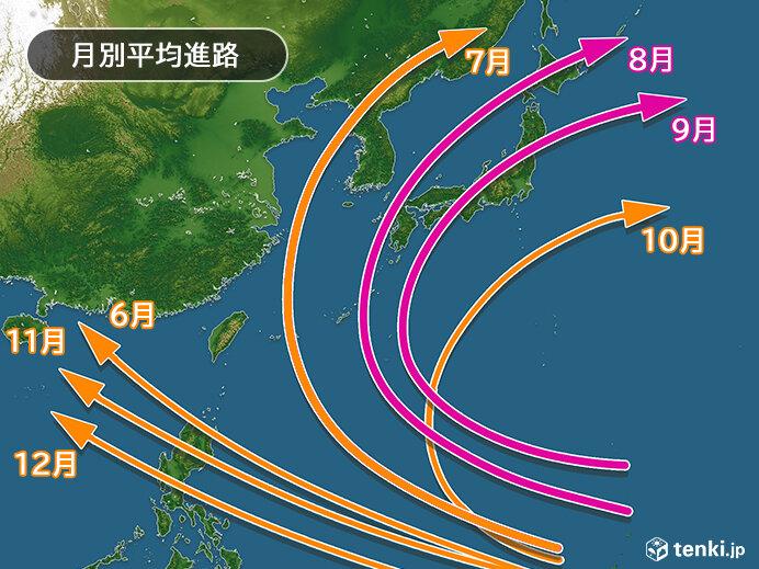 この先も台風シーズン続く 油断しないで