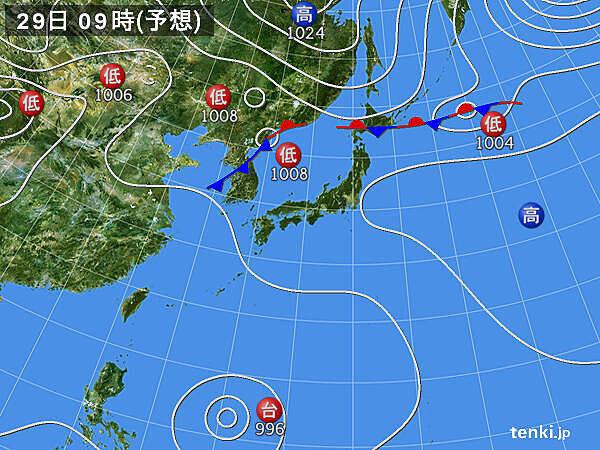 土日 北海道で大雨の恐れ 関東から西は夕立に注意