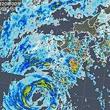 九州 台風10号、太平洋側で土砂災害の危険高まる