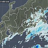 関東 雨雲かかり25℃未満も 台風12号の影響は千葉を中心に夜遅くから