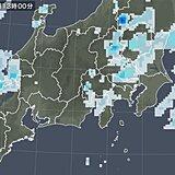 26日の関東地方 日中も雨具と上着を