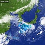 19日の天気 西日本で大雨の恐れ