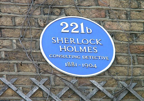 世界一有名な探偵シャーロック・ホームズ