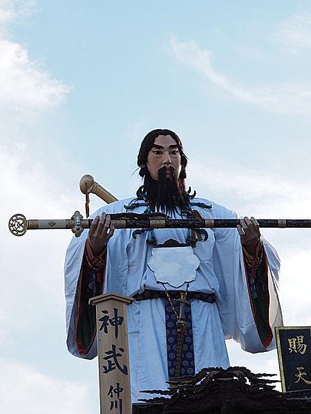 古事記や日本書紀の記述から、初代天皇とされる神武天皇