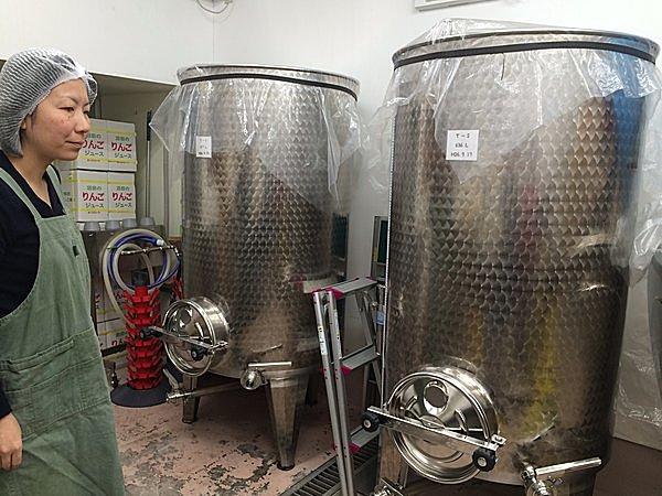 年間およそ9000本のワインを造っています