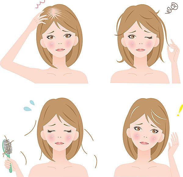 このような髪の悩みの一因が紫外線なのです
