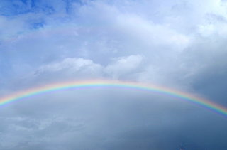 七十二候「虹始見(にじ はじめて あらわる)」。雨あがりに虹が現れだすころに、虹にまつわるQ&A