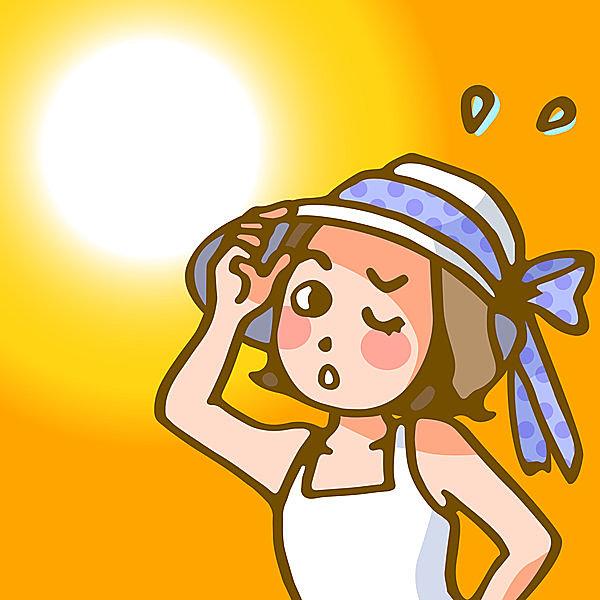 日焼け対策は、外と内から!
