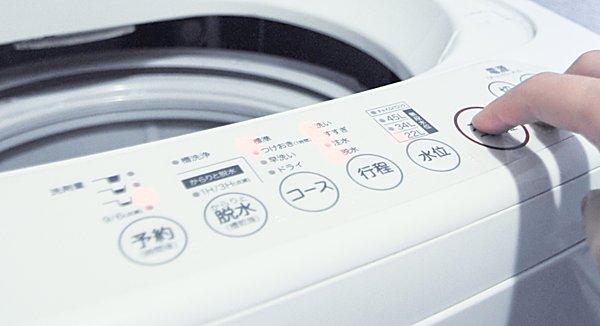 洗う時間も洗剤も柔軟剤も「適量」で!