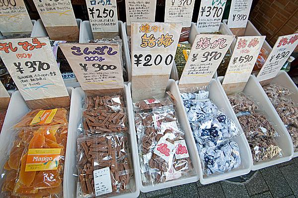 日本でも中華街などで手に入る「話梅」