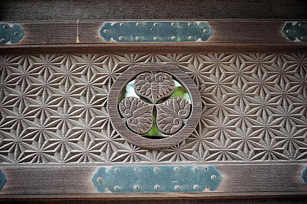 葵の御紋はフタバアオイ