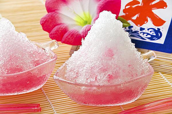 本日はかき氷記念日、一度は食べたい人気のかき氷