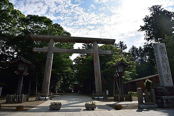 茨城県 鹿島神宮
