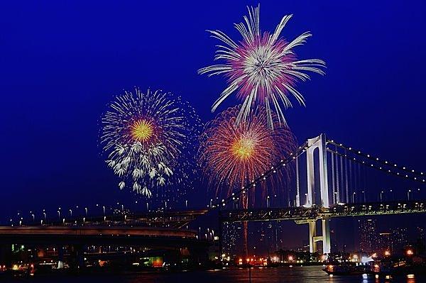 東京湾大華火祭が今年から休止。五輪も関係するその理由とは──