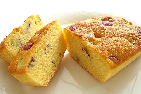 カンタン!ヘルシーパウンドケーキ