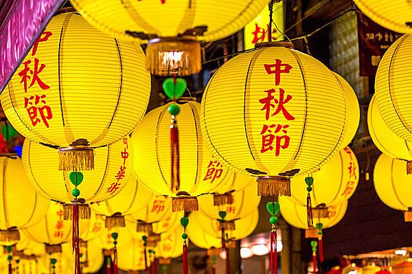 十五夜の月とともに豊作を祝う、中国の伝統行事「中秋節」