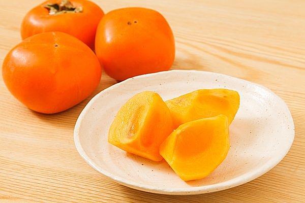 柿プリン」も話題に。秋は柿を食...