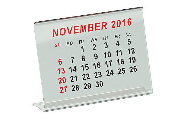 毎年11月の第3木曜日が解禁日!