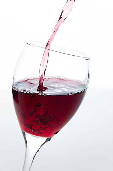 ポリフェノールの含有量は赤ワイン以上!