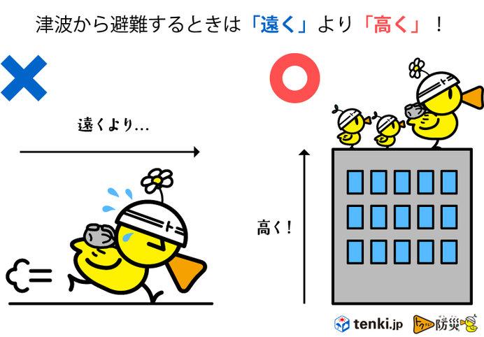 福島県沖の津波から学ぶ、私たちができること