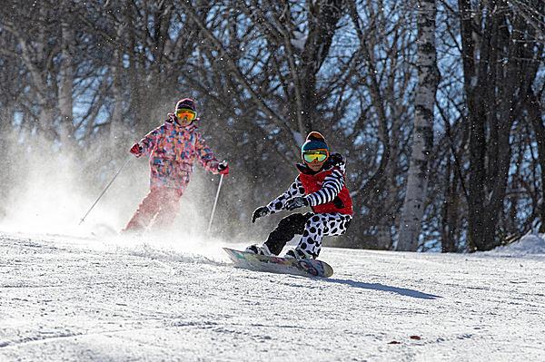 """""""雪育(ゆきいく)""""って、なに? スキー・スノーボードに子供の自律性を発達させる効果あり!"""