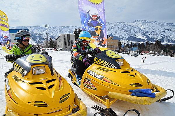 """スキー場の""""雪の遊園地""""化は進む @舞子スノーリゾート"""