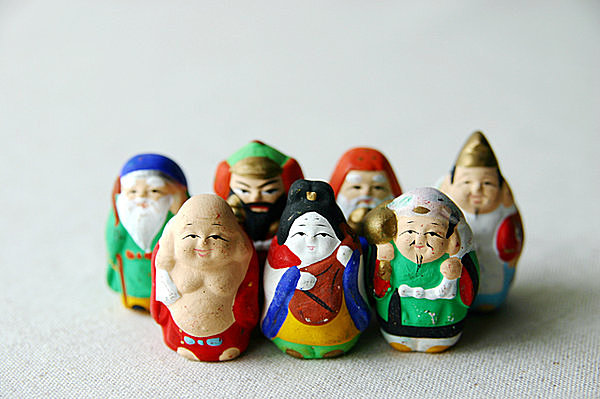 異界からやって来て福をもたらすマレビト集団・「七福神」の正体とは?