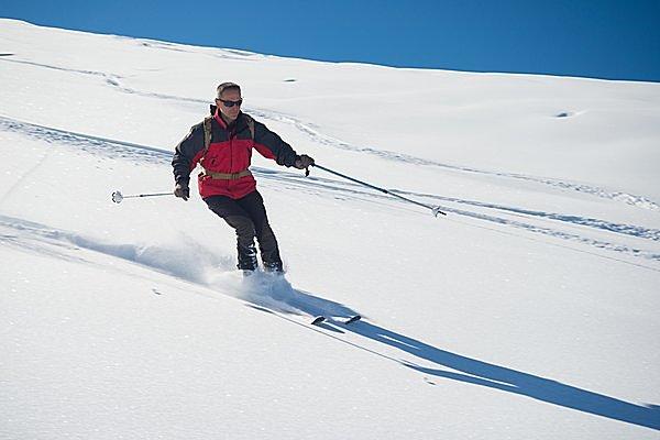 春スキーまで楽しもう!※写真はイメージです