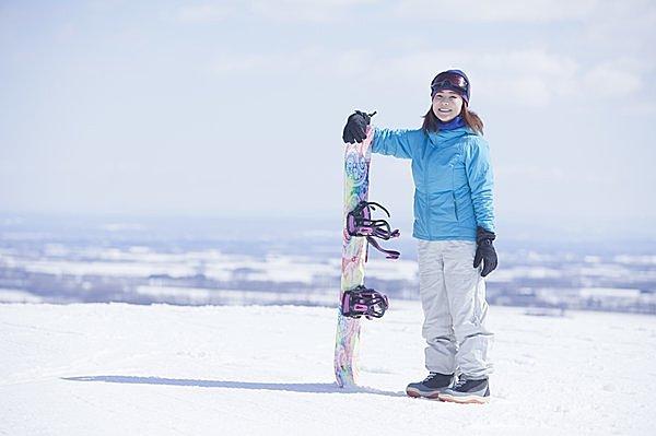 スキーもスノボも大満足 ※写真はイメージです