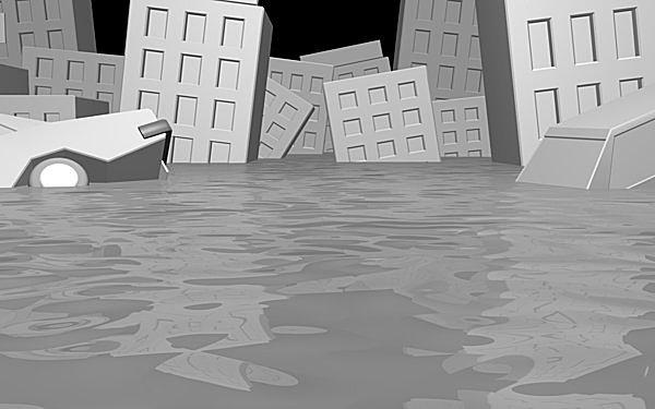 都市部や街中でもこんな危険が! 豪雨や洪水から身を守る方法