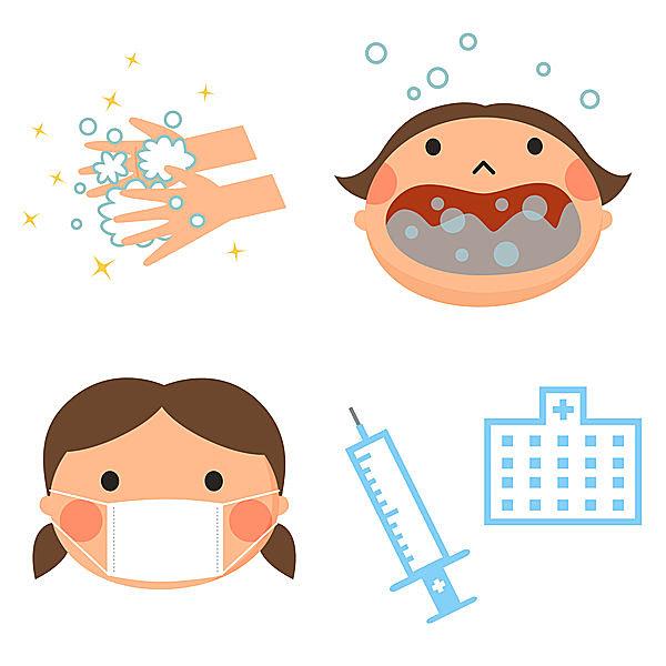 うがい・手洗い・マスクは、日本だけの不思議な習慣⁉