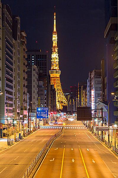 6月17日(土)午後8時、東京タワーが消灯!